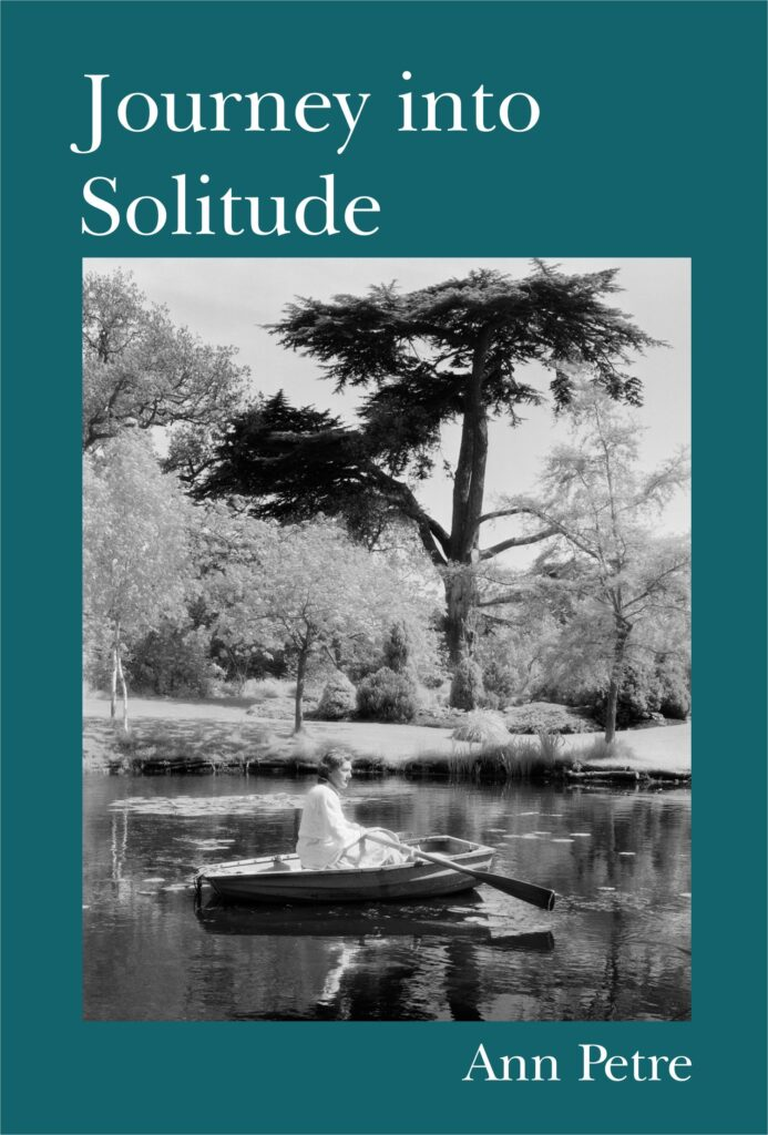 Journey into Solitude by Ann Petre