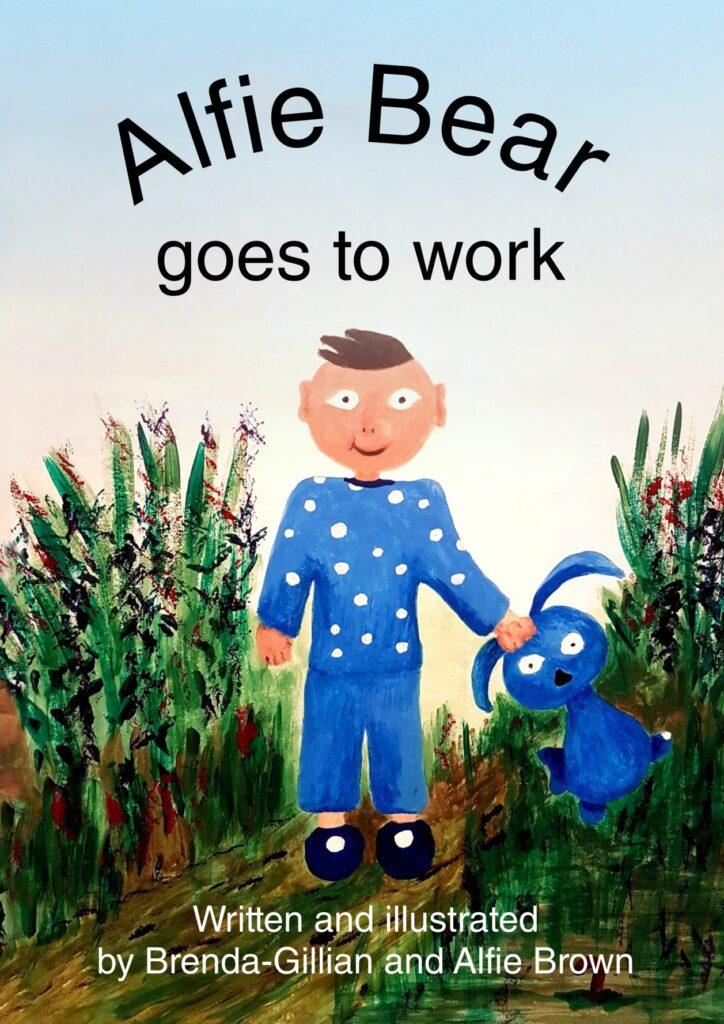 Alfie Bear goes to Work