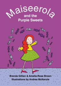 Cover for Maiseerola and the Purple Sweets