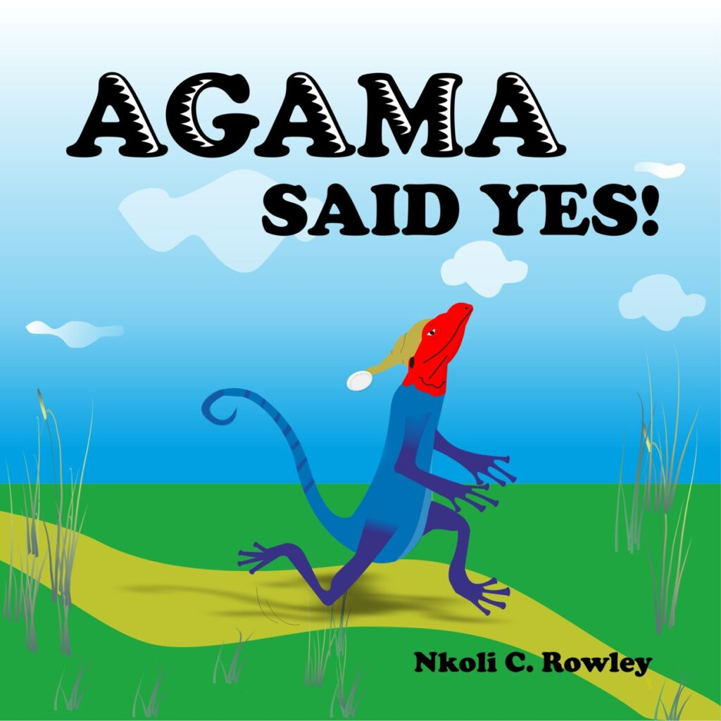 Agama said yes!