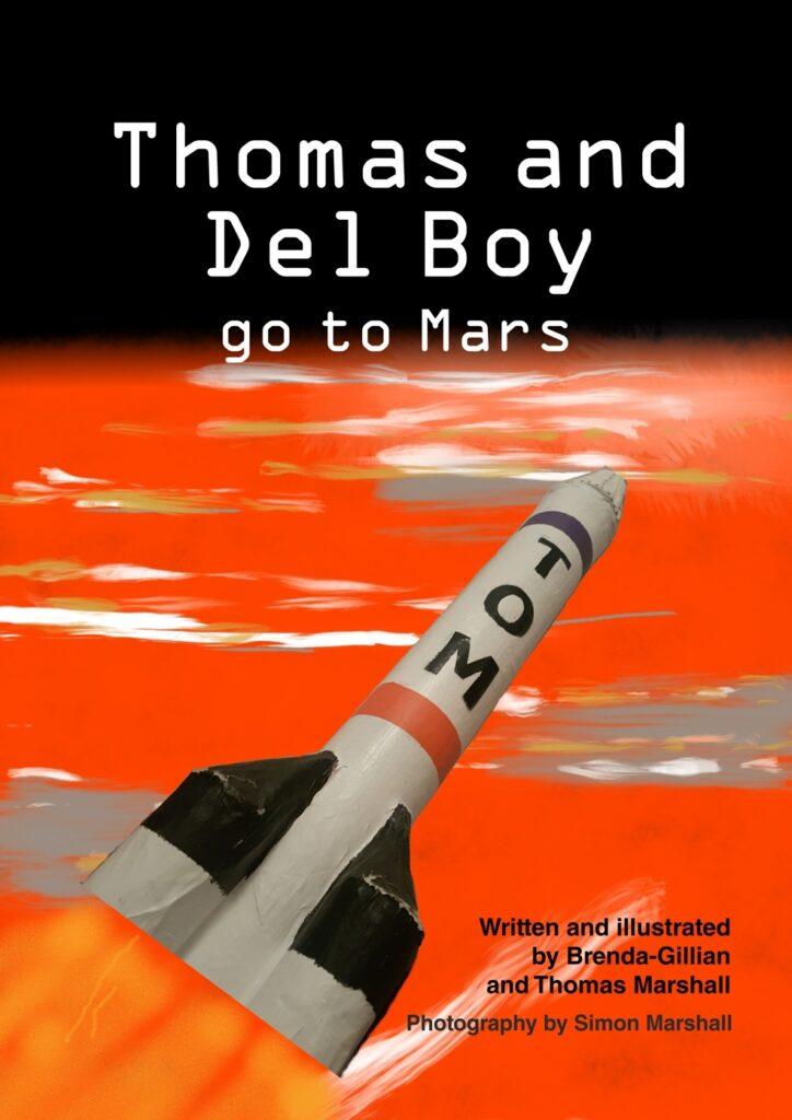 Thomas and Del Boy go to Mars