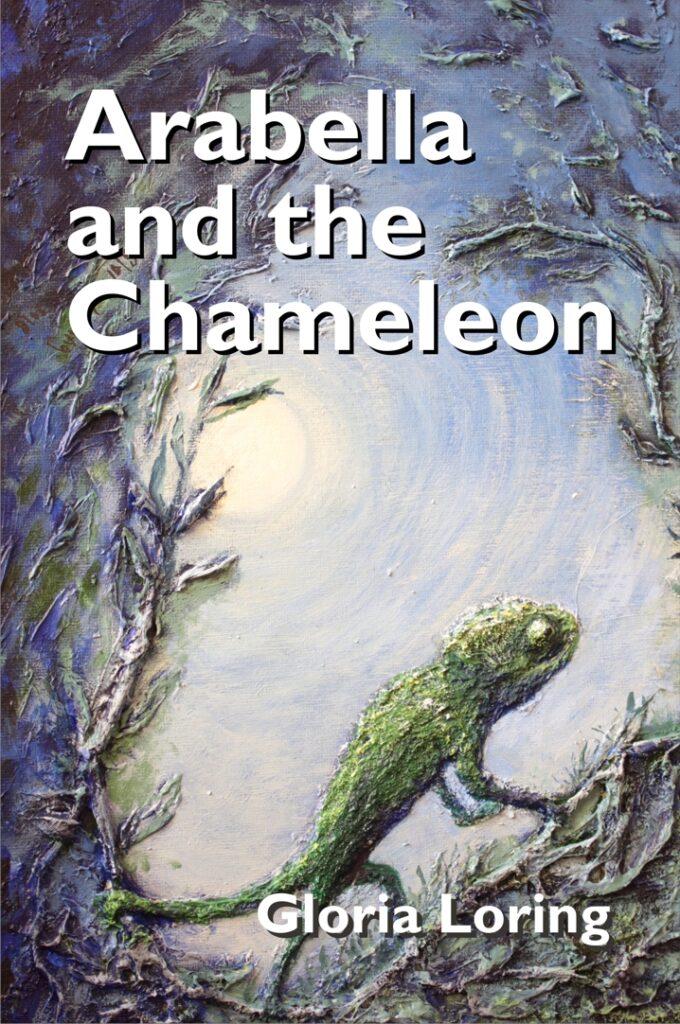 Arabella and the Chameleon