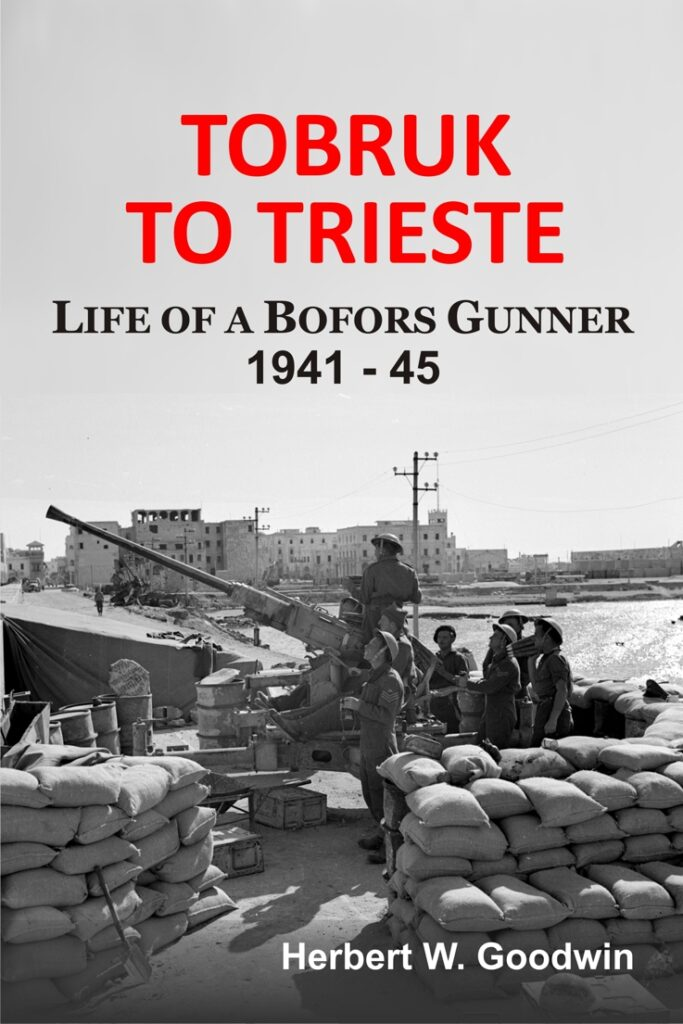 Tobruk to Trieste