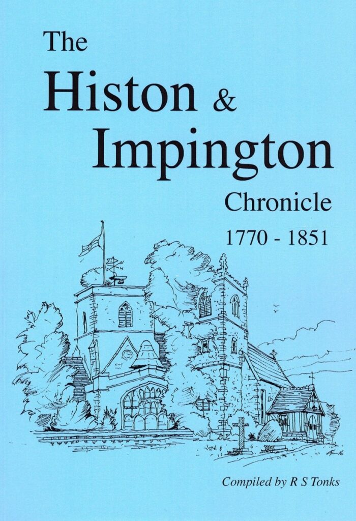 The Histon and Impington Chronicle 1770 - 1851