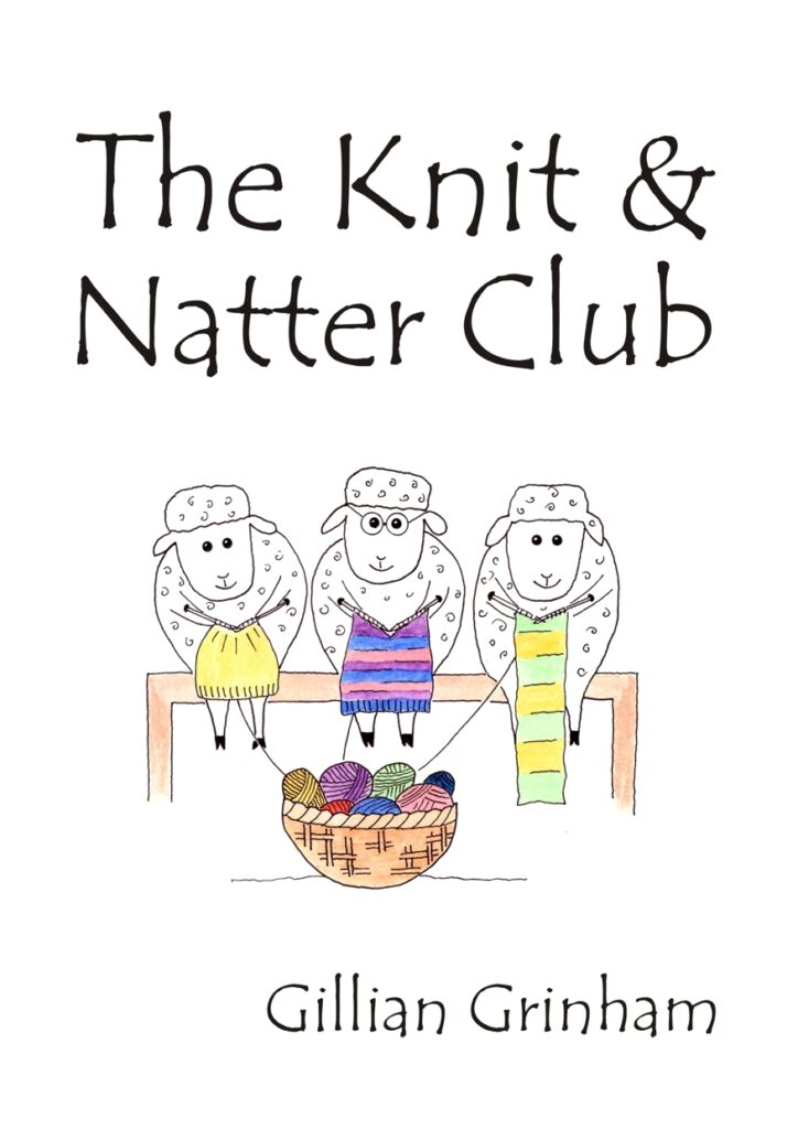 Cover for The Knit and Natter Club