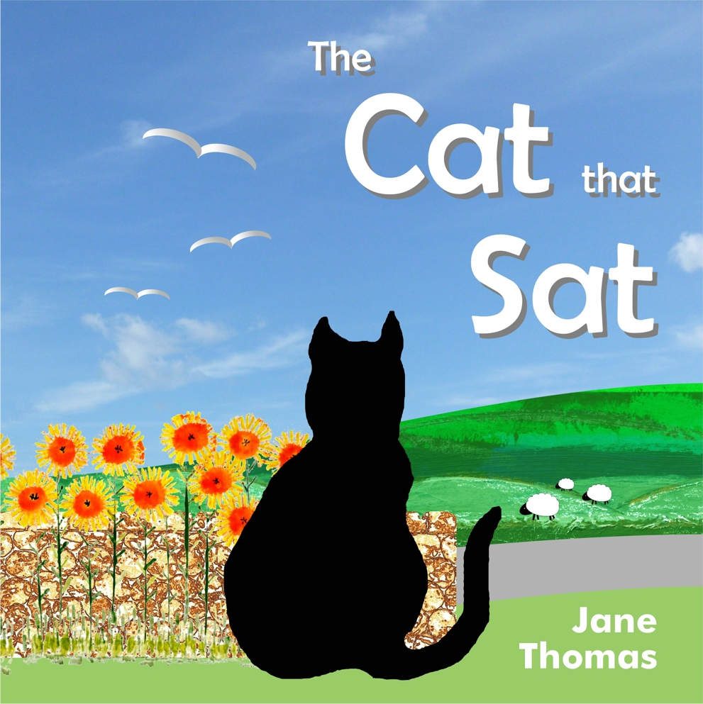Cover for The Cat that Sat